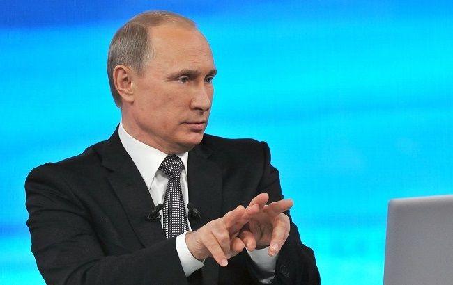 Путін підписав закон щодо призупинення договору про ЗВТ з Україною