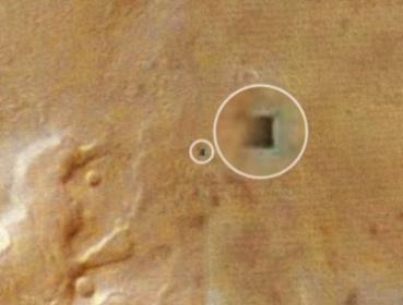 На Марсі є життя