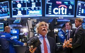 Фондовий ринок США обрушився слідом за Китаєм