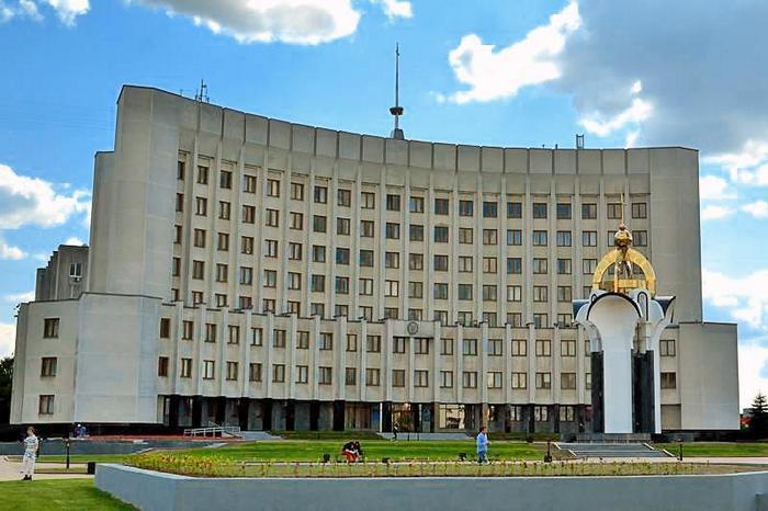 На Волині будівлю обласної ради охороняє Нацгвардія