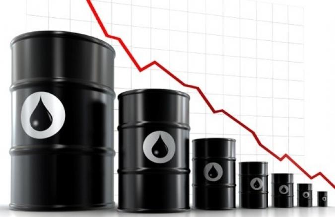 Ціна нафти марки Brent знизилася на 4% - до 34 доларів 92 центів за барель