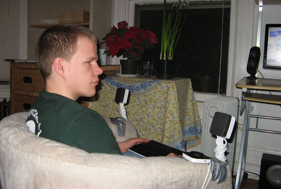 Незрячий Террі Гаррет витратив п'ять років на проходження гри The Legend of Zelda: Ocarina of Time.