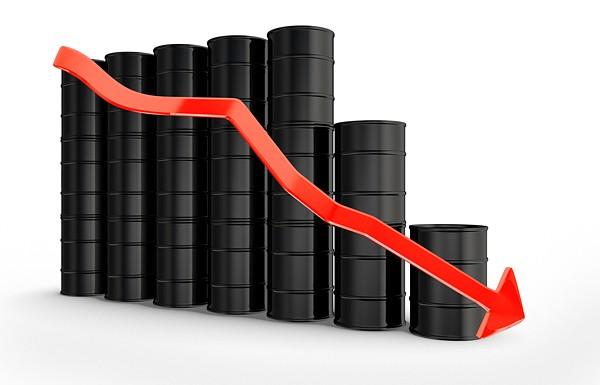 Ціна на нафту марки Brent впала нижче 29 доларів