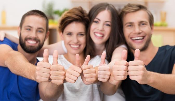 Гени роблять людей щасливими