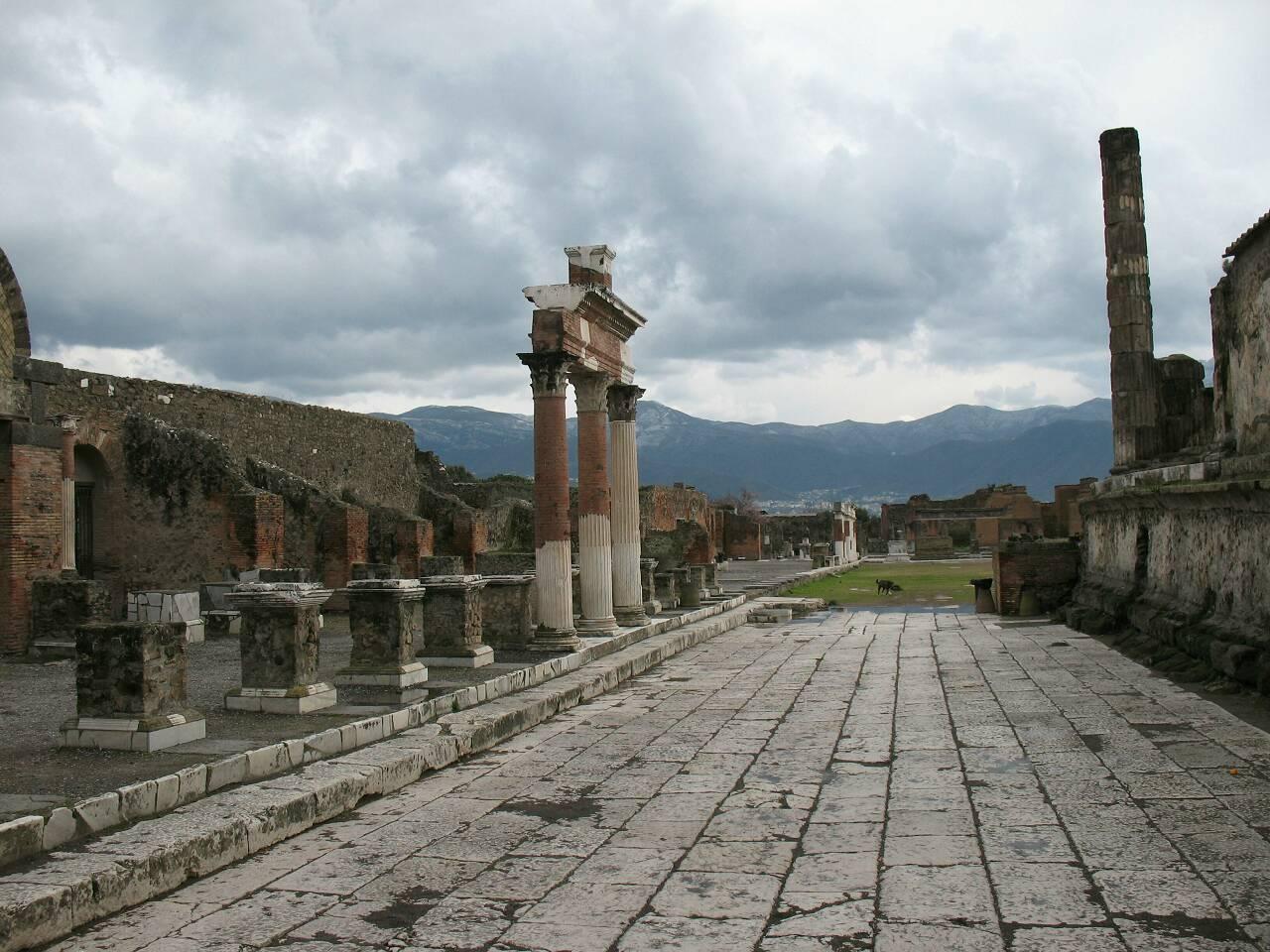 У Помпеях збиратимуть податок з туристів