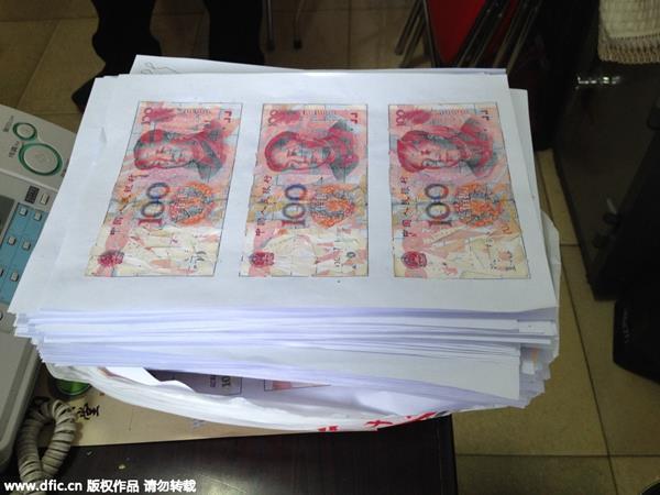 Китаєць і його дружина кілька місяців склеювали 21 тисячу доларів