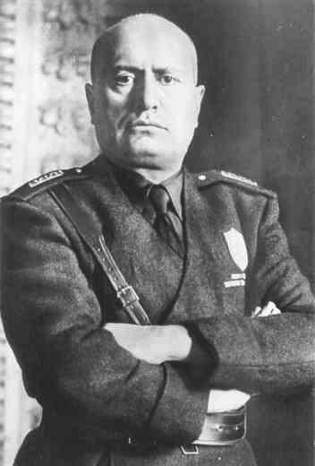 В Італії опублікували щоденники Муссоліні