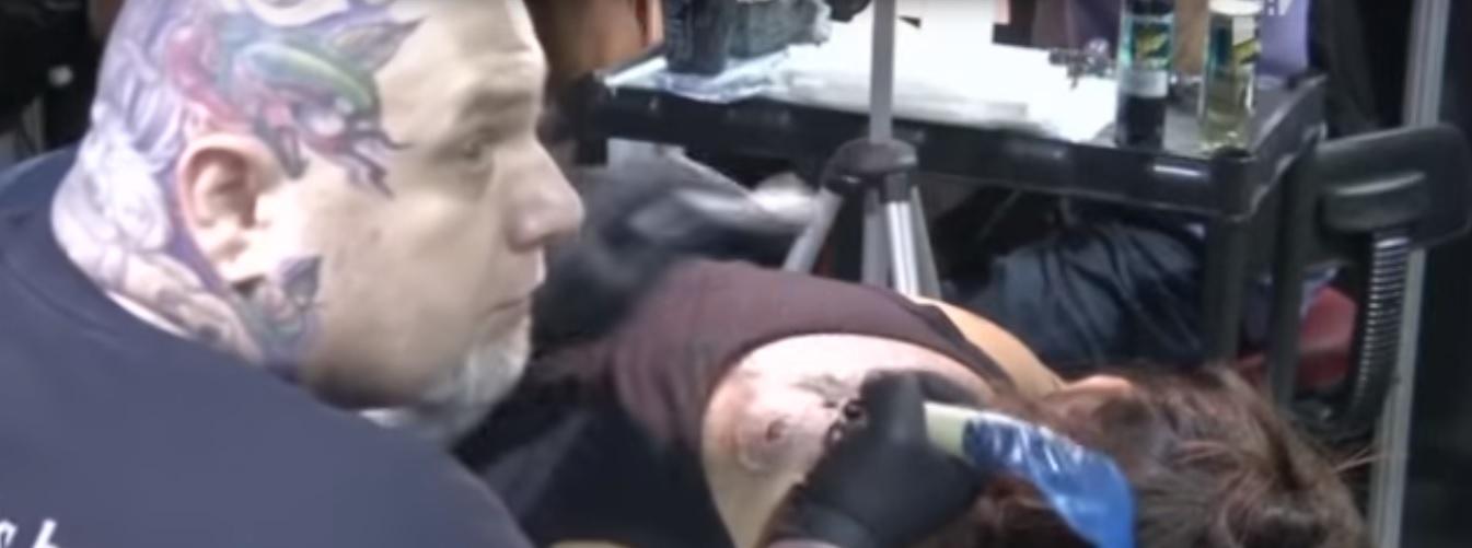 Ріо-де-Жанейро «окупували» татуйовані люди