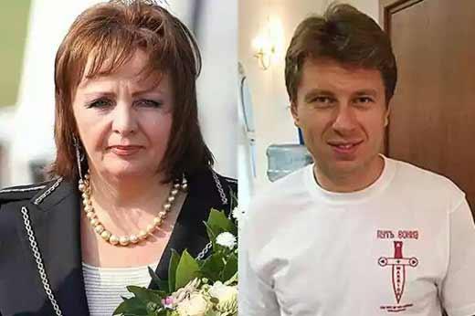 Хто він - новий чоловік Людмили Путіної (фото)