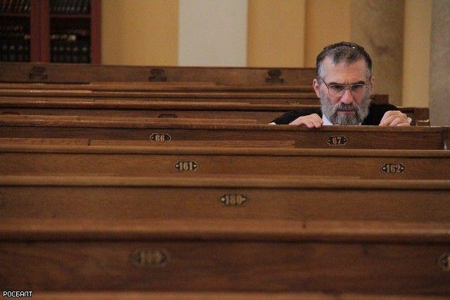 У Великій хоральній синагозі Петербурга з'явився автомат із платними благословеннями