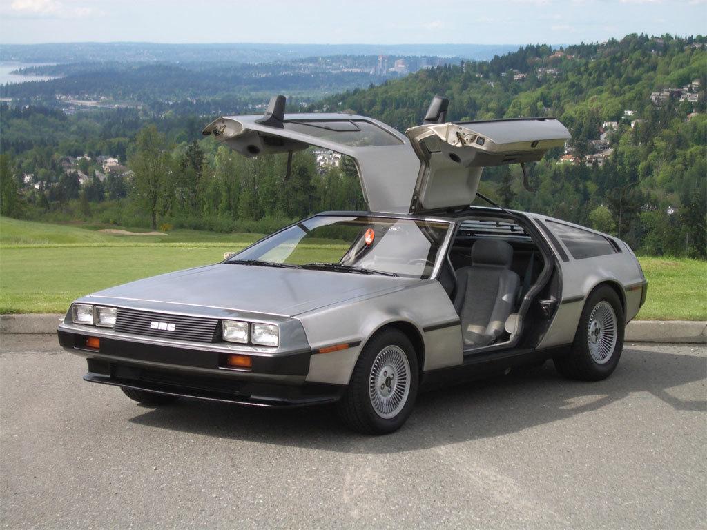 Автомобілі DeLorean з фільму «Назад у Майбутнє» знову вироблятимуть