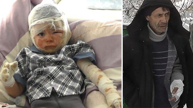Колектор, який підпалив дитину, виявився колишнім поліцейським