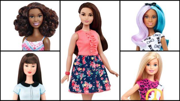 Лялька Барбі стане меншою зростом і додасть у вазі