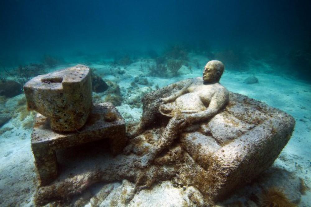 На Канарських островах з'явиться перший в Європі підводний музей