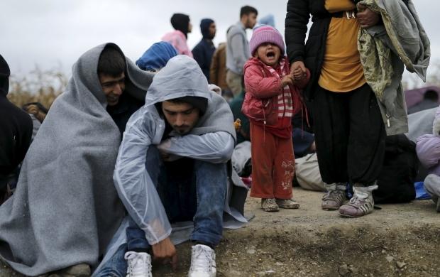 Греки та македонці заблокували кордон