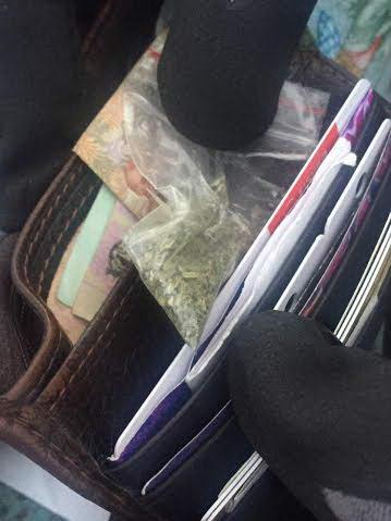 На Ягодині затримано перевожчика наркотиків