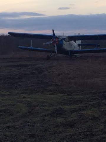 На Волині СБУ затримала літак з контрабандними цигарками