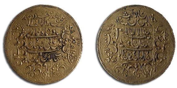 Золота монета могольского імператора Джахангіра продана на аукціоні за рекордні $ 235 тис