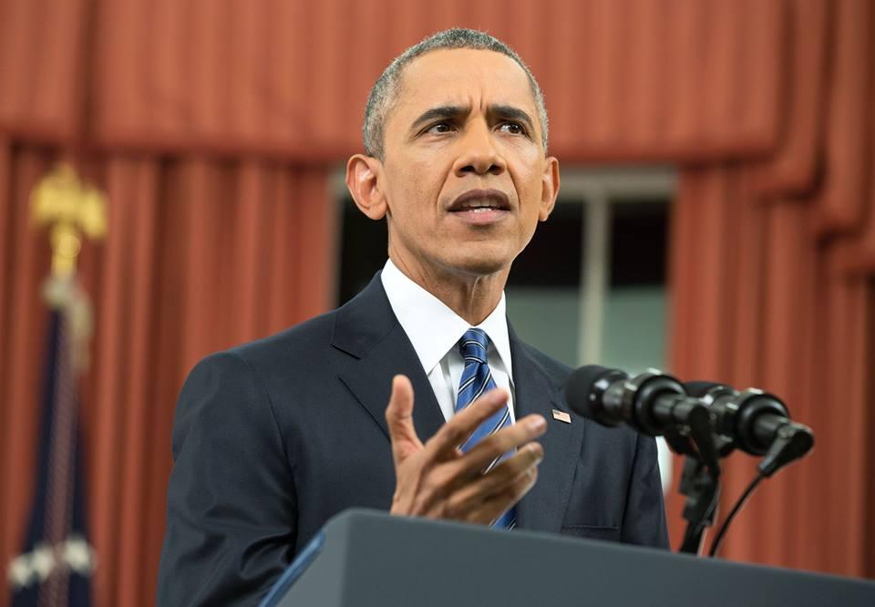 Обама скаржиться на якість Wi-Fi у Білому домі
