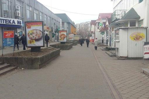 """У Луцьку ліквідували стихійну торгівлю біля """"Гостинця"""""""