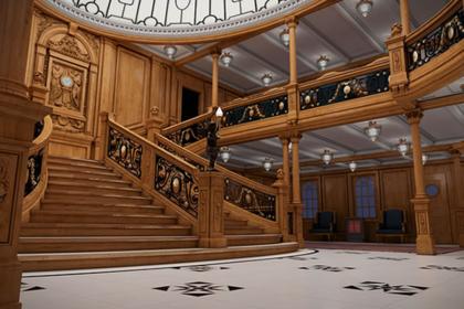 У мережі з'явилися ескізи нового «Титаніка»