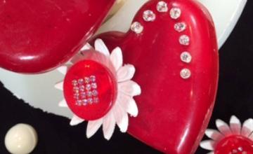 В Японії приготували діамантовий торт