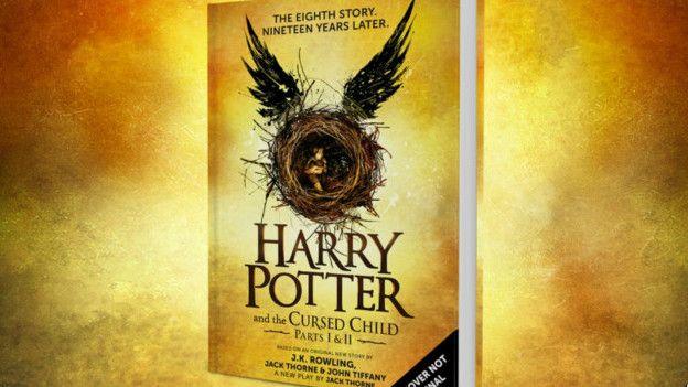 """Восьма книга  """"Гаррі Поттер і прокляте дитя"""" вийде 31 липня цього року"""