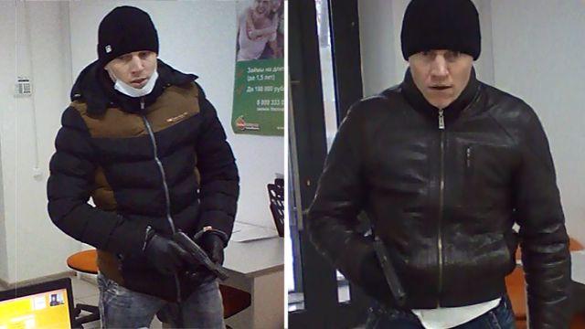Грабіжник розсекретив себе, двічі забувши надіти маску під час пограбувань