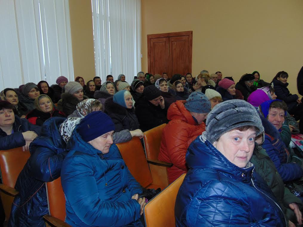 Жителі Старовижівського району боронять  від закриття дільничні лікарні