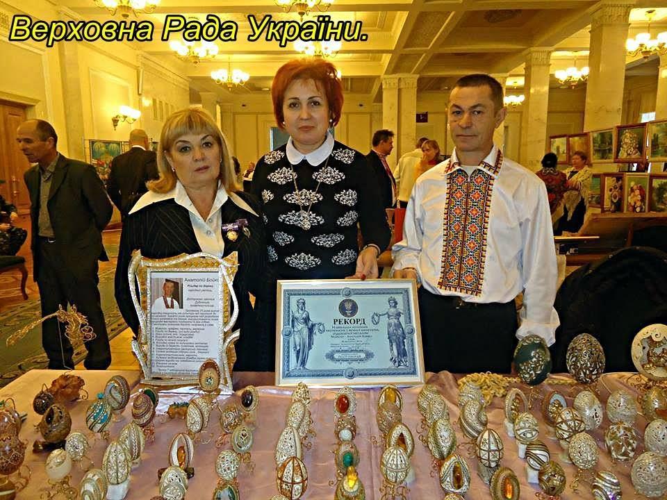 Неперевершений талант «волинського Фаберже» Анатолія Бойка