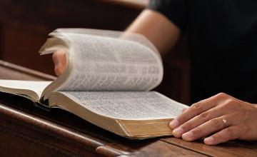 Британські вчені записали Біблію на вічний носій інформаціі