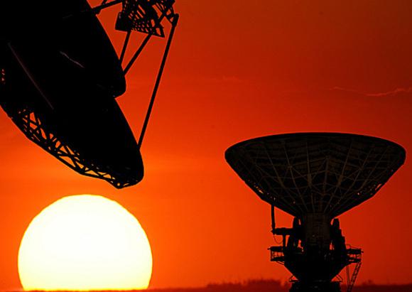 У каліфорнійській пустелі презентують новий туристичний космічний корабель