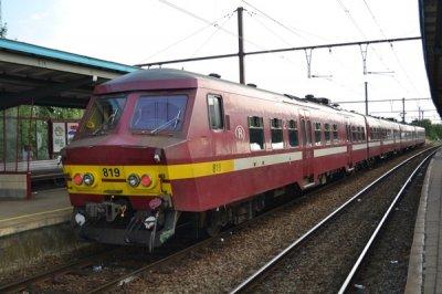У Бельгії «поїзд-привид» втік від машиніста