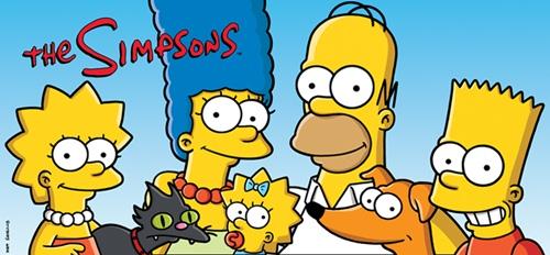 550 серій «Сімпсонів» зібрали в одну віртуальну панораму
