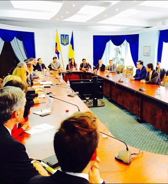 Саакашвілі очікує на серйозні закордонні інвестиції в Одеський регіон
