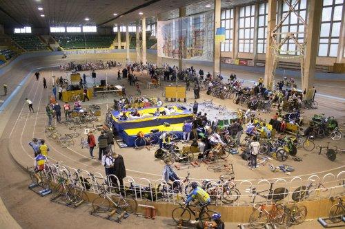 Луцькі велосипедисти здобули перемогу під час зимового чемпіонату України