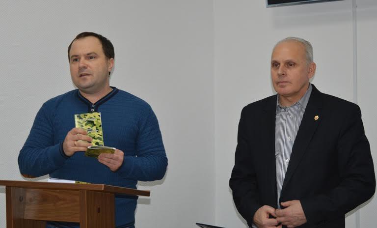 В Колодяжному презентували книгу Лесі Українки «Слово, моя ти єдиная зброє…»