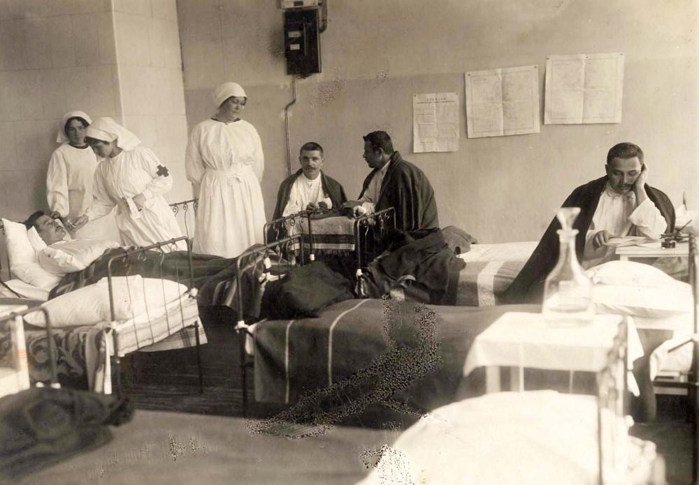 Як на Волині лікувалися сто років тому