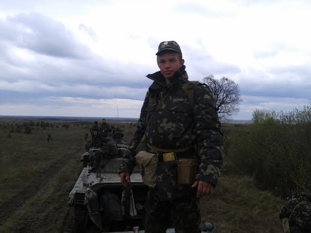 Боєць Андрій Маркевич:  Нас від смерті врятував командир, прийнявши рішення передислокуватися