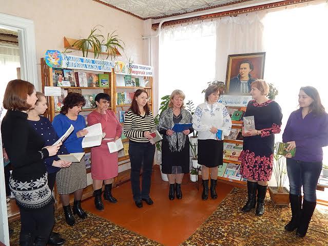 У Рожищі читали Лесю Українку…