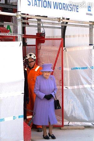 На честь Єлизавети II назвали гілку лондонського метро