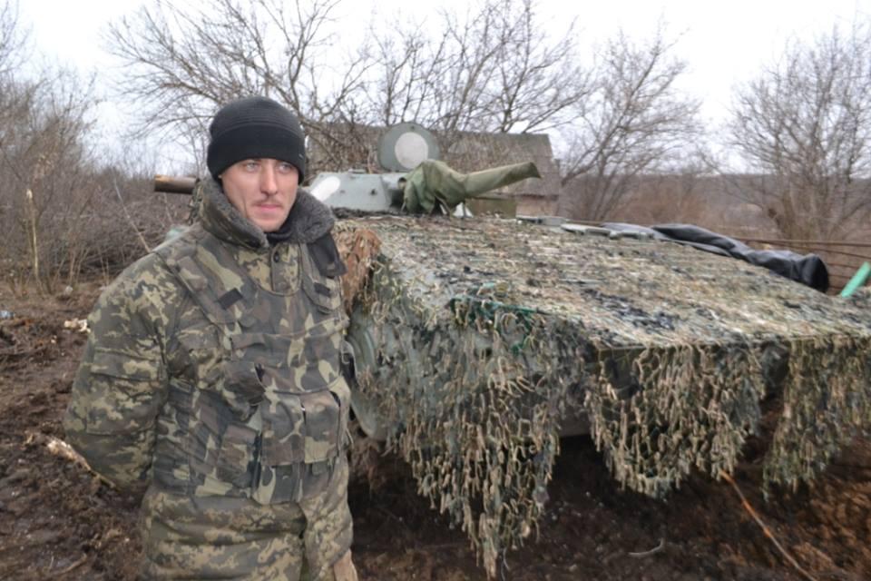 Бойовики продовжують порушувати умови перемир'я та вести вогонь по позиціях сил АТО