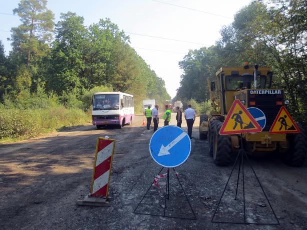 Ремонт дороги «Львів-Радехів-Луцьк» ось-ось розпочнеться