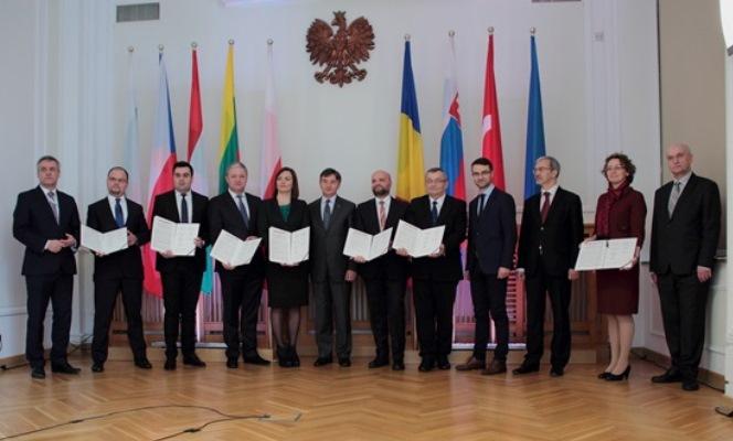 9 європейських країн заявили про намір побудувати новий автошлях Via Carpatiа