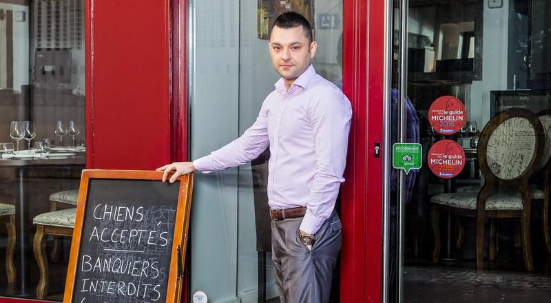 Французький ресторан заборонив вхід для банкірів