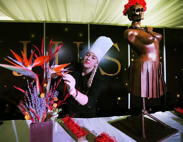 У Львові триває Х Національне Свято Шоколаду