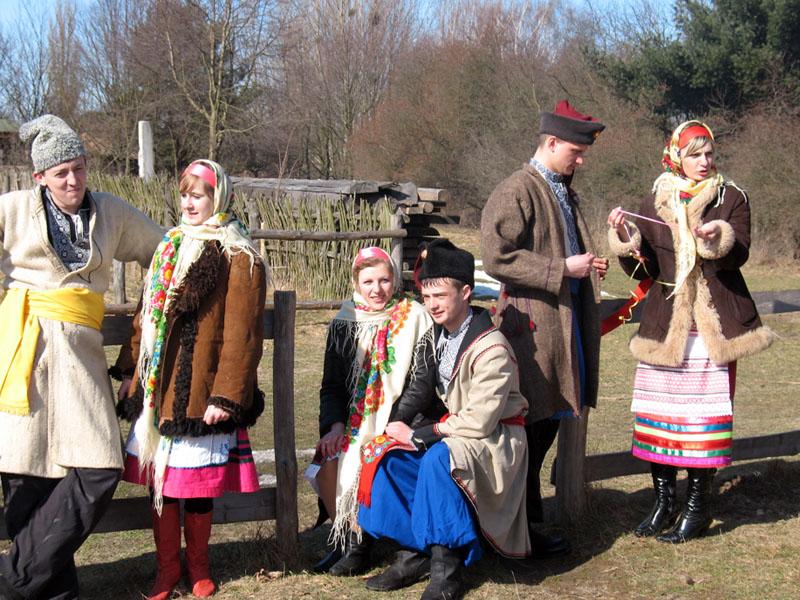«Козацький зимівник» запрошує на обрядодійство  зустрічі Весни