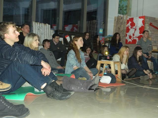У Луцьку активно популяризують англійську мову серед молоді