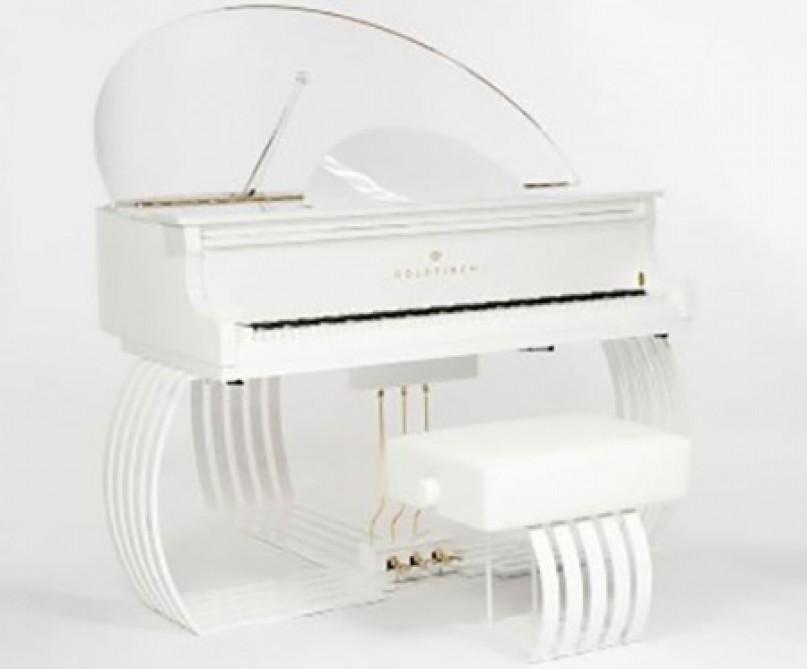 Мініатюрний рояль для супер'яхт створили у Великобританії