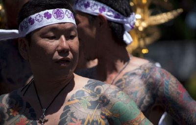 В Японії дві банди якудза влаштували «розбірки»